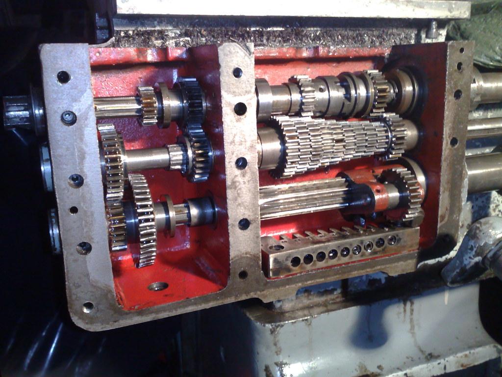 Design of Gear Box