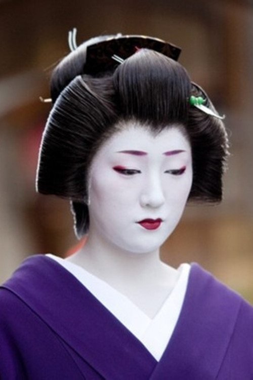Taka shimada | Elaborate Geisha Hairstyles | uniwigs | Flickr