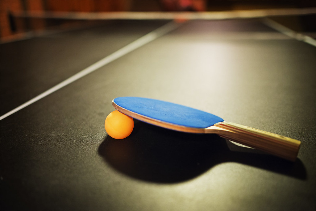 Ping Pong ~ Table Tennis | Dustin Gaffke | Flickr