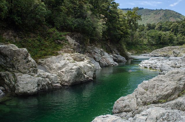 Pelorus River (at Pelorus Bridge)