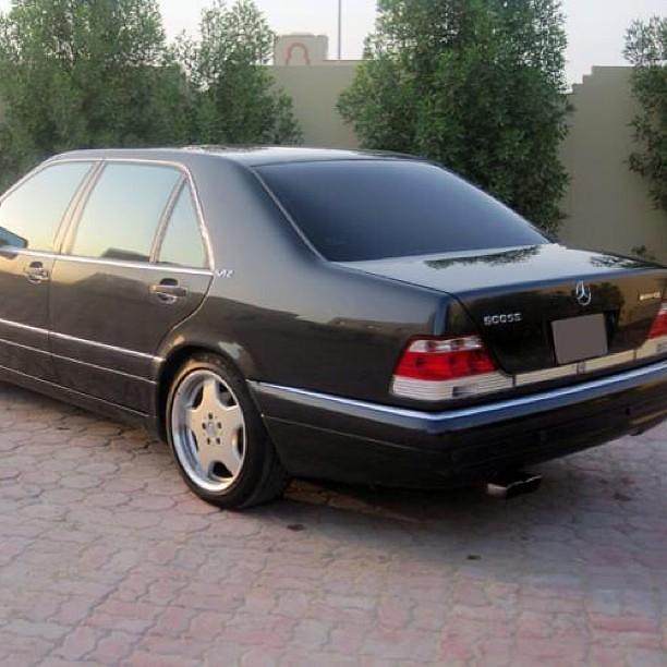 Mercedes Benz W140 Amg S600l Sedan V12 M120 Alyehli Ol