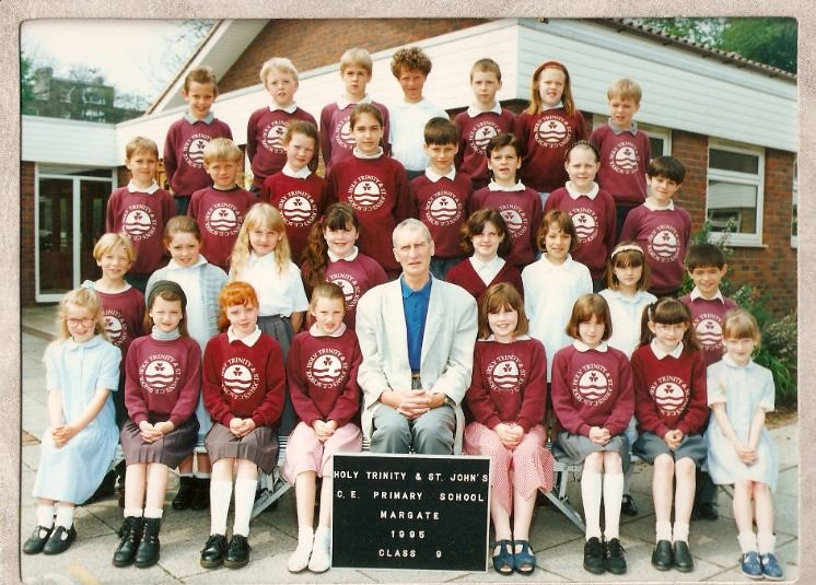 Holy Trinity 1995 Holy Trinity And St Johns Primary