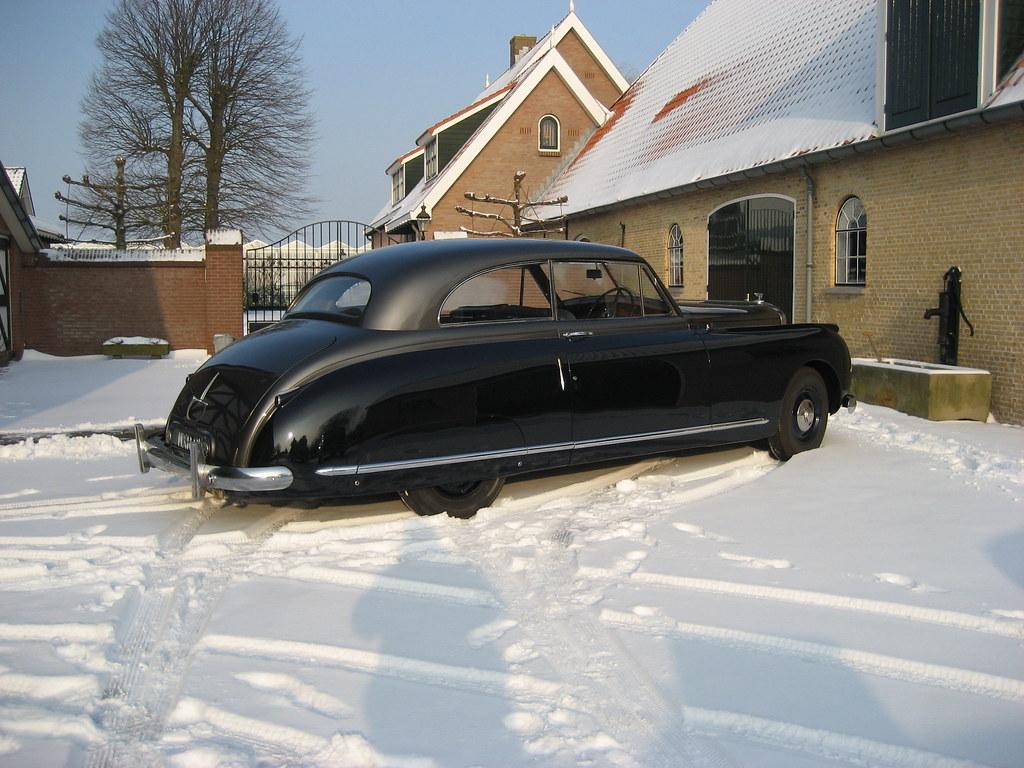 Bentley Mk Vi 1949 Bentley Mk Vi B495cd James Young