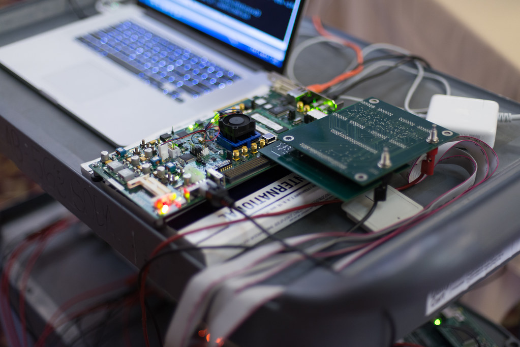 oscilloscope lab report