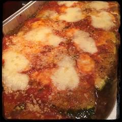 #Zucchini #Parmigiana #Romano #Homemade #CucinaDelloZio -