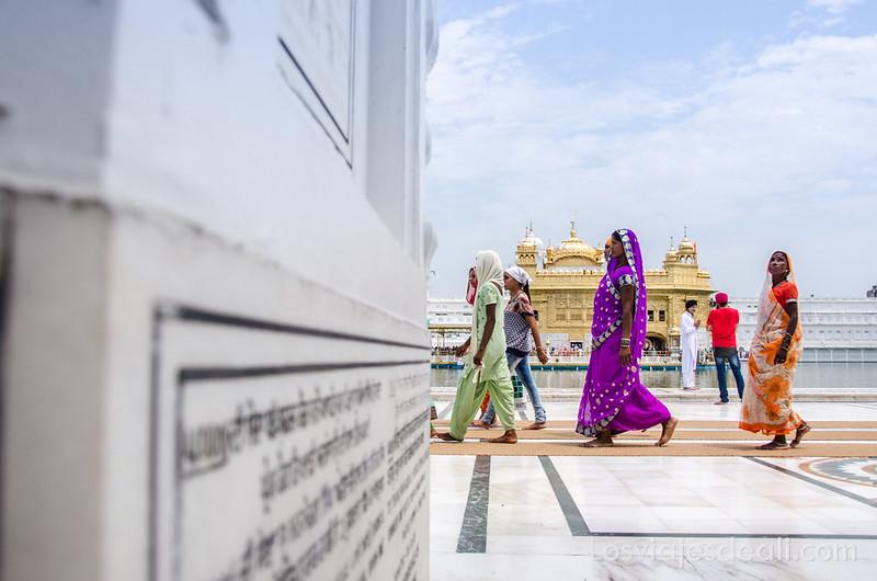 templo dorado de los sijs