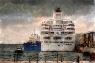 Braemar - Gibraltar Gibraltar