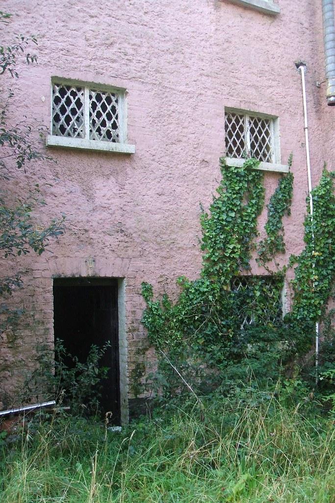Glebe House, Killucan - boiler room door & original cross-…   Flickr