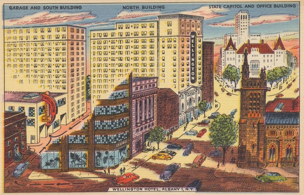 Hotel Wellington - Albany, New York