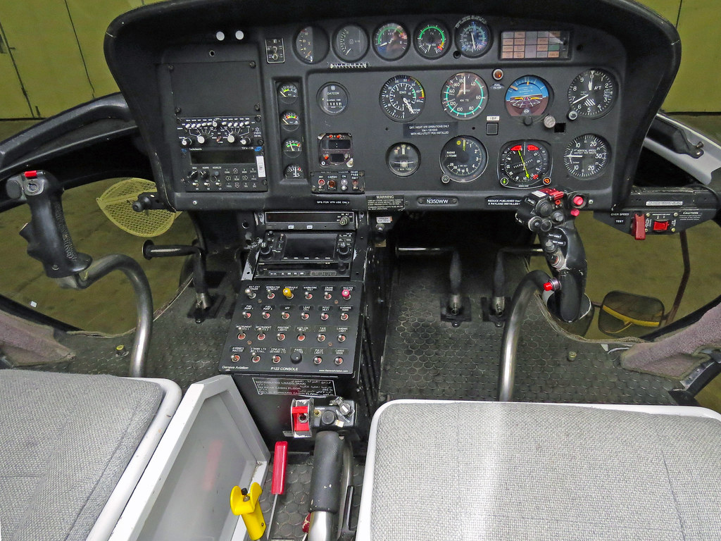 As350 Cockpit | by Cylon51