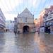 Shrewsbury and the Christmas lights 2012