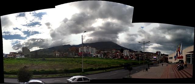 Volcan Galeras