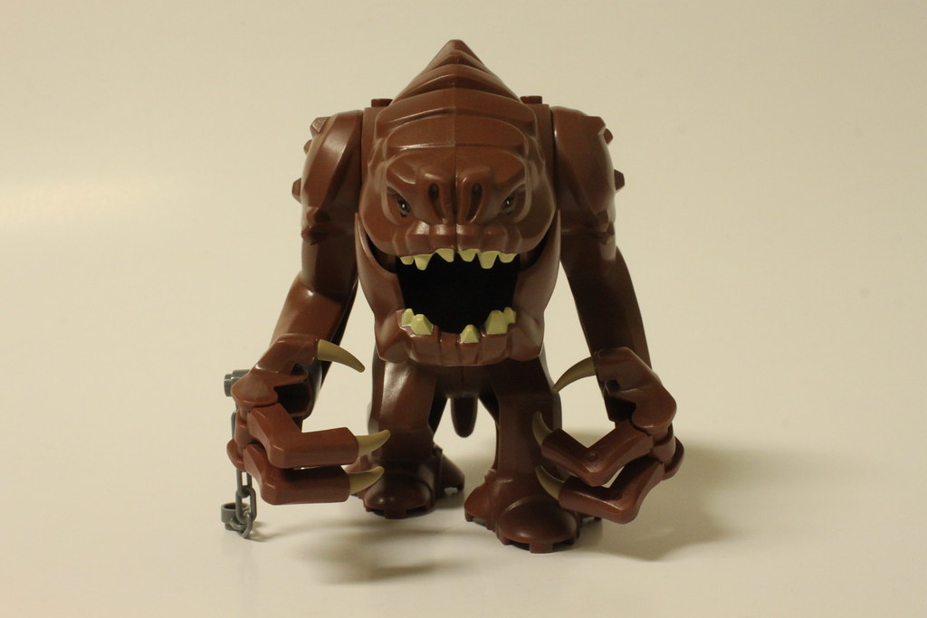 lego star wars rancor pit 75005 rancor read my review flickr. Black Bedroom Furniture Sets. Home Design Ideas