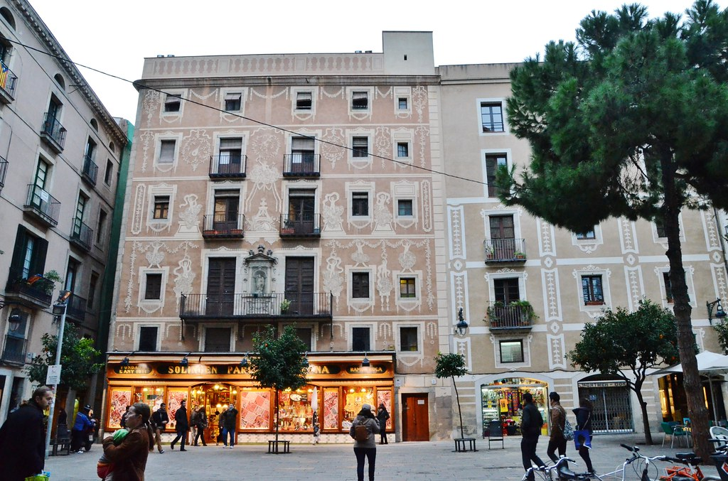 The secrets of gothic quarter of barcelona hotel duquesa - Hotel duques de cardona ...