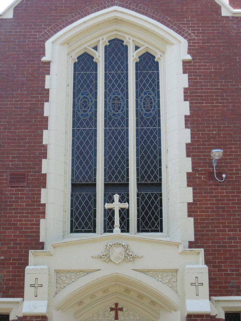 Window Deof St Josephs Catholic Church Guys Road Korumburra By Raaen99