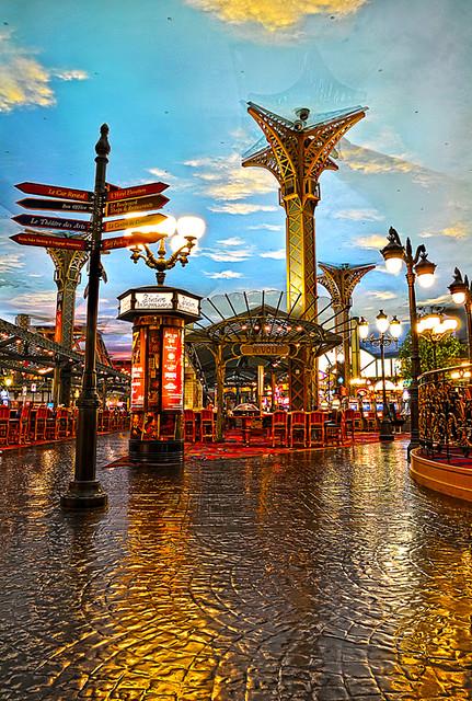 What Paris Las Vegas has that France Doesn't   Paris Hotel Las Vegas Inside