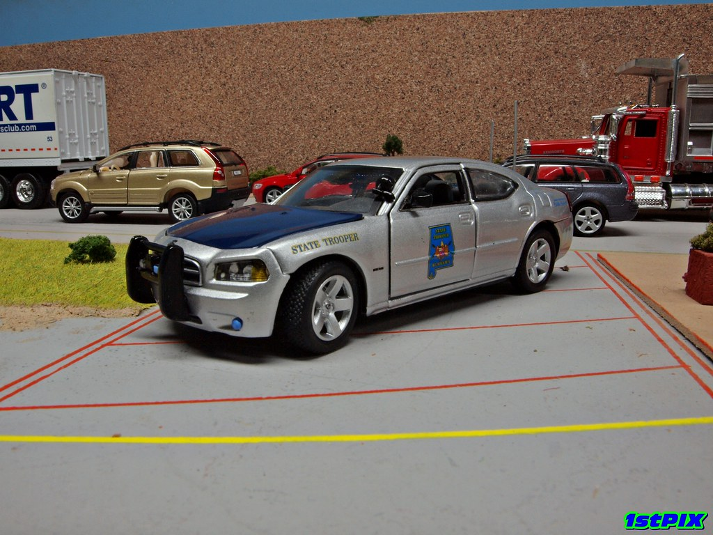 Alabama State Trooper Dodge Charger 1 43 Scale Dodge