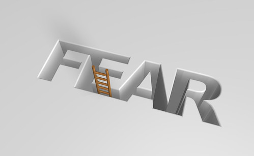Fear | by hang_in_there
