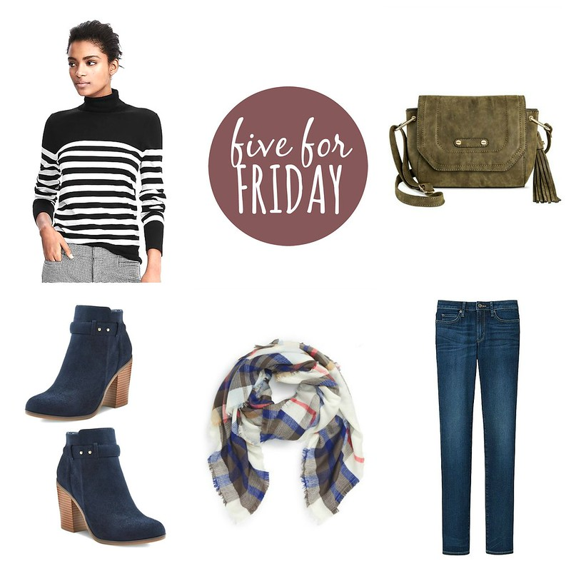 five for friday casually cool | Style On Target blog