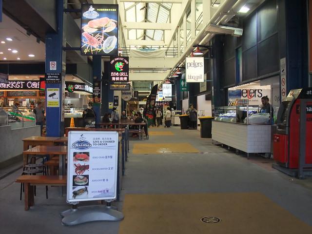 雪梨魚市場Sydney Fish Market
