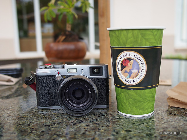 Coffee time~ | Where to have good coffee in Maui? (#1)