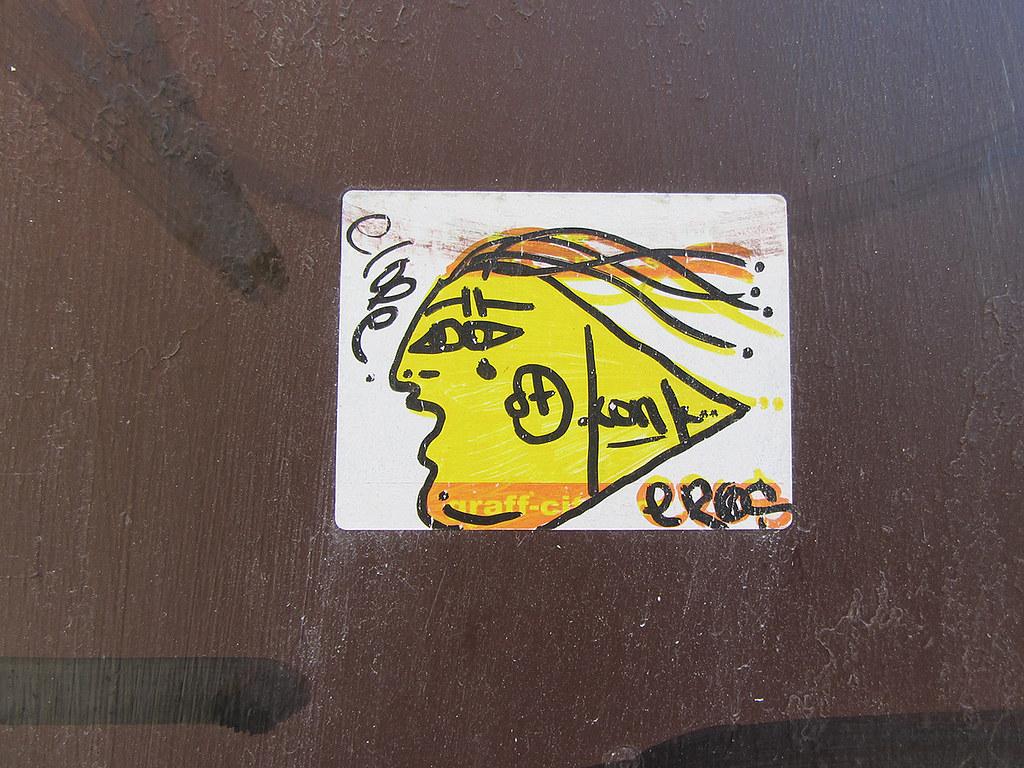 Elope eros konk newtown grafitti flickr for Elope meaning