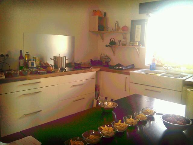La cocina de la casa castillo flickr photo sharing - Cocinas castillo ...