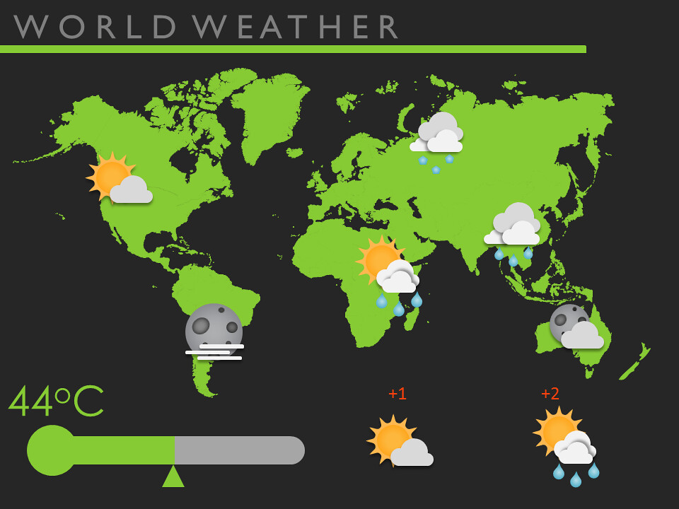 World Weather Map With Temperature Flickr
