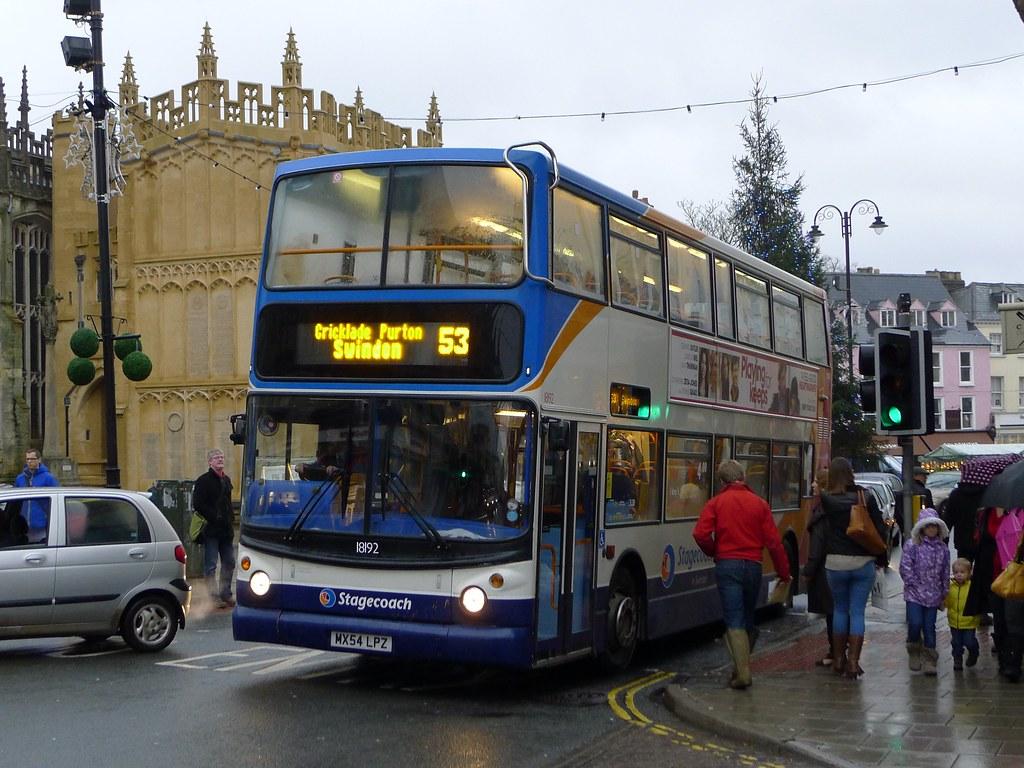 ... MX54LPZ Stagecoach in Swindon 18192 | by neiljennings51