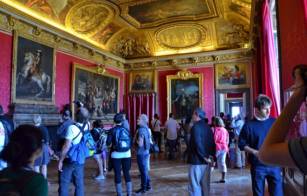 Salon de mars versailles this is one of the most for Salon versailles