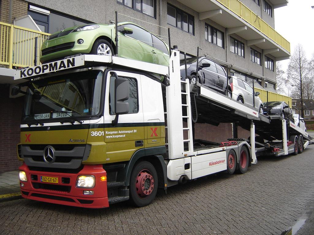 gorinchem mercedes benz actros car transporter harry nl flickr. Black Bedroom Furniture Sets. Home Design Ideas