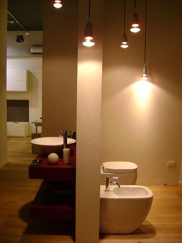 Allestimento ambiente bagno per azienda arredo bagno flickr - Allestimento bagno ...