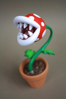 piranha plant | by meeellla