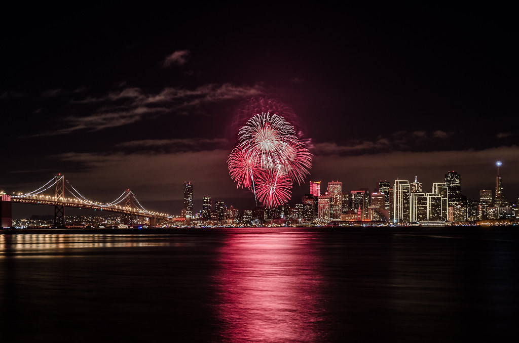 Image result for san francisco new years