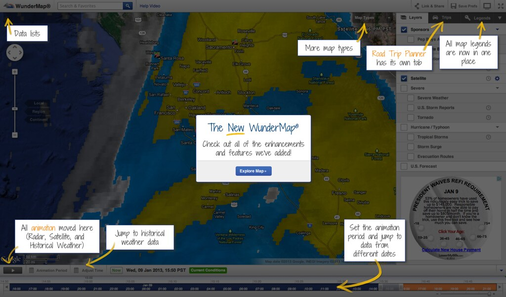 Wundermap Interactive Weather Map And Radar Weather U Flickr