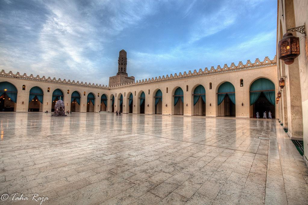 Intitled Anwar Al Jame Al Anwar - Masjid Imam Hakim Bi Amr