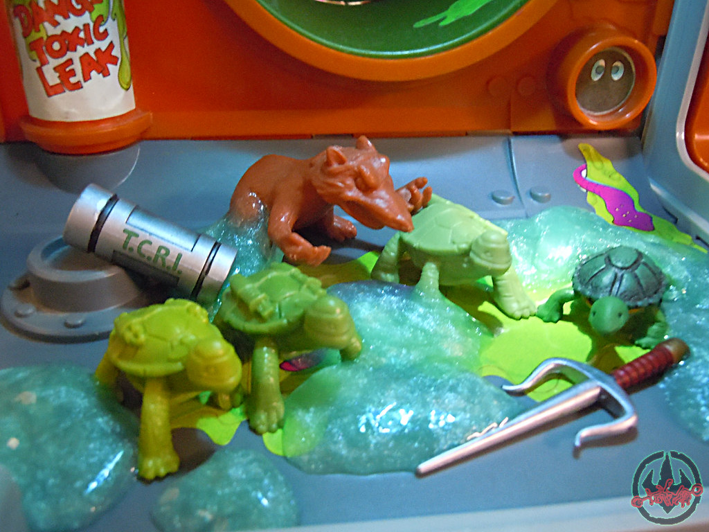 how to make tmnt ooze