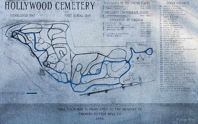 Hollywood Cemetery Richmond VA USA  Flickr  Photo