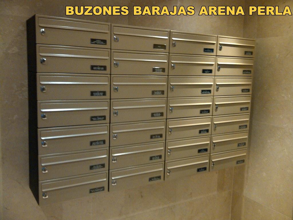 Composicion buzones btv buzones barajas en arena perla su flickr - Buzones ortega ...