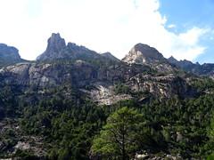 Retour sur le chemin de Bocca di Larone : Punta Lunarda et Punta Malanda