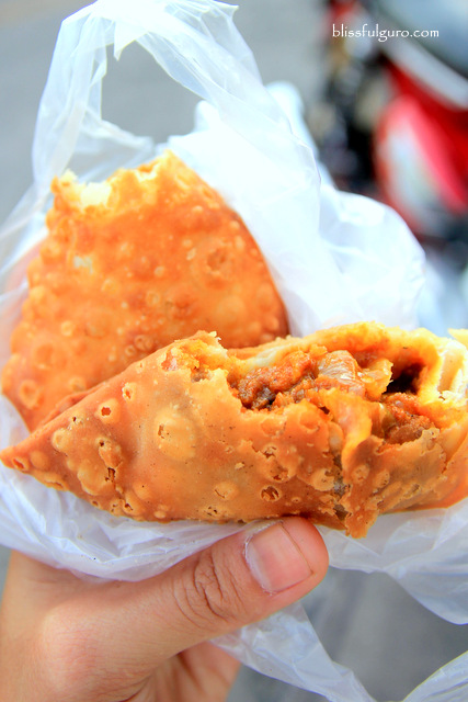 Penang Little India Samosa
