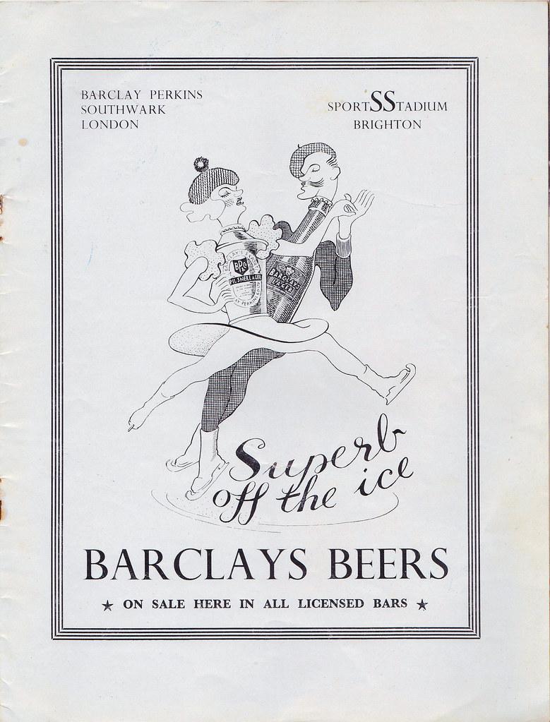 barclays beers 1949