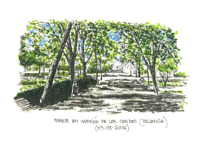 Carrión de los Condes (Palencia)
