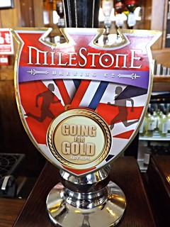 Milestone, Going For Gold, England