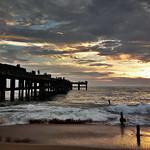 sundown @ pier