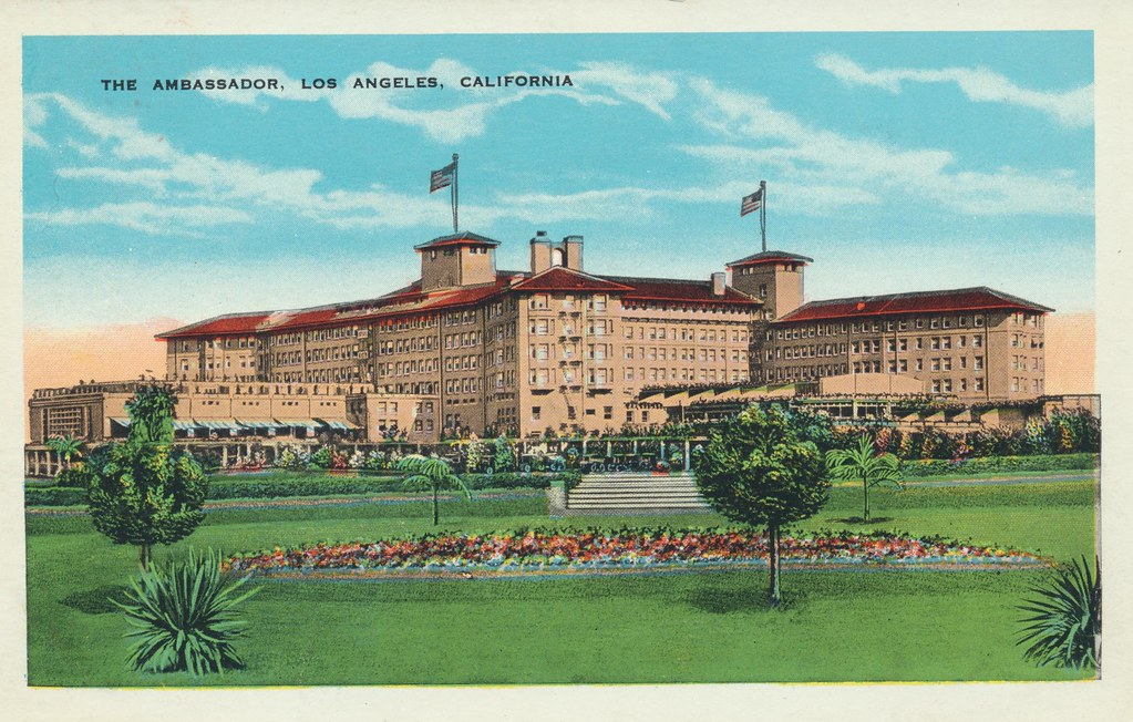 The Ambassador - Los Angeles, California