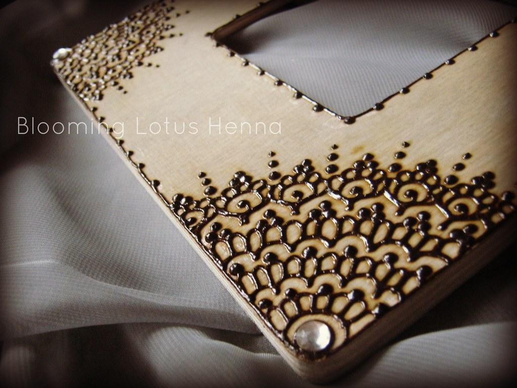 dove mandala corners henna picture frame detail flickr. Black Bedroom Furniture Sets. Home Design Ideas