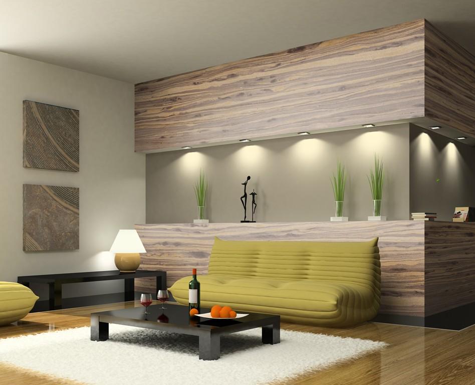 Interior Design Sandstone Feature Stone Decor Stone Wal Flickr