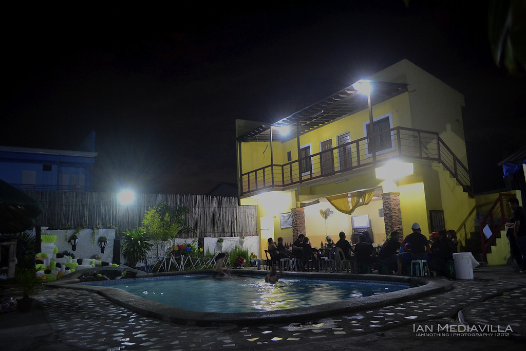 The Villa Private Party