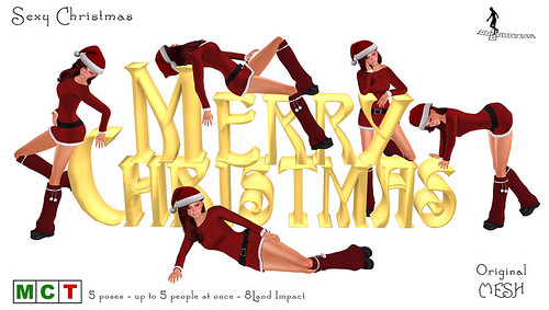Sexy Christmas | by ♥☆•Chandni•☆♥ / *~*HopScotch*~*